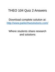 liberty theo 104 quiz 5