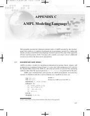 ampl guide