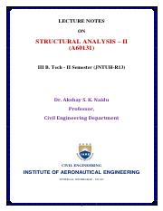 03_A60131_SA II (Lecture Notes)
