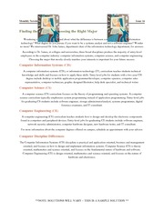 Make It Right 7-1 IT Club Newsletter Draft
