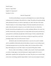 123 essay