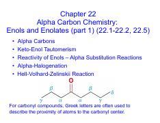 ochem chapter 13 201 introduction to aldehydes and ketones 202 nomenclature  13 5 7 2 4 6 o 3-heptanone or heptan  8 chapter 20 aldehydes and ketones--+-.