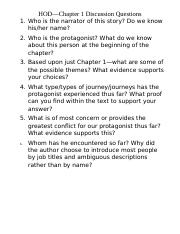 HOD—Chapter 1 Discussion Questions.docx
