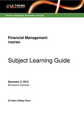 Subject Learning Guide_S2_2012_FMA