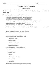 Chapter 11 - Study Guide - Student.docx
