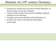 Ottonian Art