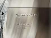Fall 2011- Chapter 5- Governmental Crime- Part 2