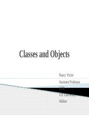 Classes-and-Objects