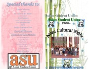 asian cultural night program