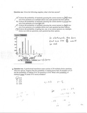 Midterm #2 (Graded with Answers)