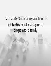AF54A_Group 4_Smith family case