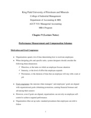 2-Lecture_Notes_Chapter9-Performance_Measurement_and_Compensation_Schemes