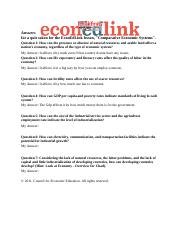 EconEdLink Comparative Economic System Assignment (3).doc