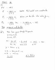 Sample Exam Paper (Part B only Solutuions