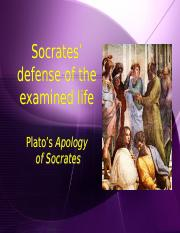 socrates defense.ppt