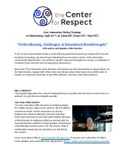 VictimBlaming-Challenges-SHARP.PDF