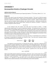 Exp.7 Decomposition Kinetics of Hydrogen Peroxide.pdf