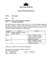 FLIGHT OPERATIONS NOTICES_181[1]