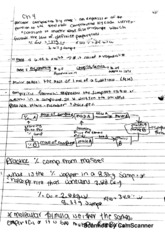Ch 4 chem notes