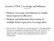 Lecture 15 Part 2_Leverage etc