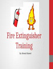 Fire Extinguisher Training-Assignment4.pptx