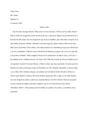 Mexican Revolution Essay