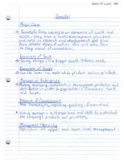 COMM 210 - Theories and Claims 2014 Notes Condensed Refined Edition