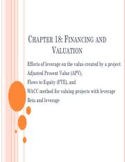 Lecture 5 - Financing and Valutation.pdf