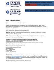 unit 8 assignment pharmacology kaplan university Ab113 unit 8 assignment pp 600 pp& unit 9 assignment final project kaplan university student nurse humor, nursing school notes, study nursing, pharmacology.