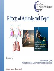 Module 11 - Effects of Altitude and Depth.pptx
