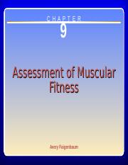 WK 7 - Assessment of Muscular Fitness 1 (1).ppt