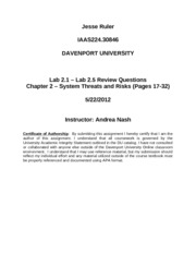 IAAS224-Chapter2Labs