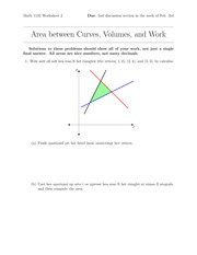 MATH 1132Q Worksheet 2