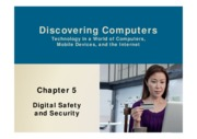 Chapter 05-Digital Safety and Security