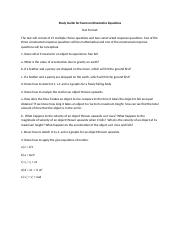 study_guide_for__exam_on_kinematics_equations