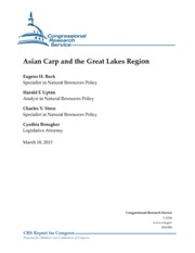 GEOG257-Asian Carp and the Great Lakes Region