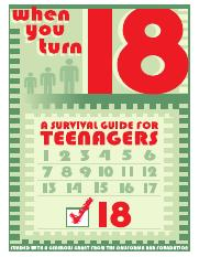 CA Bar Teen Survival Guide