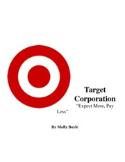 Target Corporation Company Overview