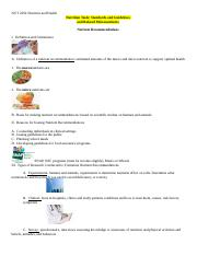 Outline Two with Images Nutrition Tools Standards and Guidelines and Related Micronutrients.doc