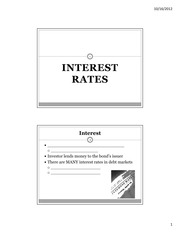 Interest Rates PP Student Copy (1)