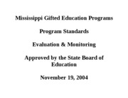 Gifted_Program_Standards