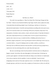 Reader_Response_Essay__Gary_Small_and_Gigi_Vorgan