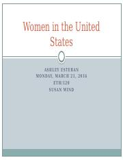 Women in the United States