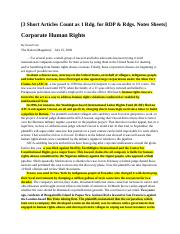 Corps & HR--Corn & Ruggie & UN--2013-11-2