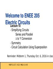 ENEE205 Fall2016 Lecture10 Gomez