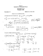 Mid-term exam solutions_Fall_2006