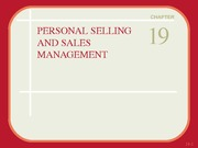 CH19-Professional%20selling%20and%20Sales%20Manaagement-student