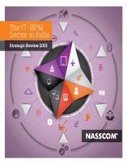 NASSCOM_Strategic_Review_2015_Executive_Summary