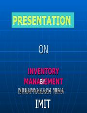 invntry mgmt.ppt
