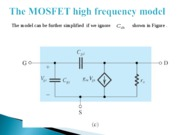 lec3------high frequency response